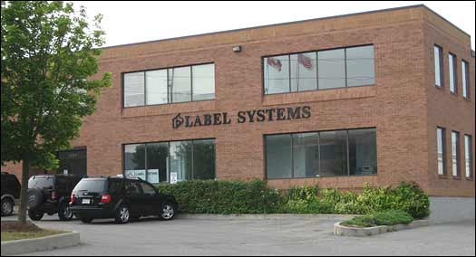 Label Systems: Our Building